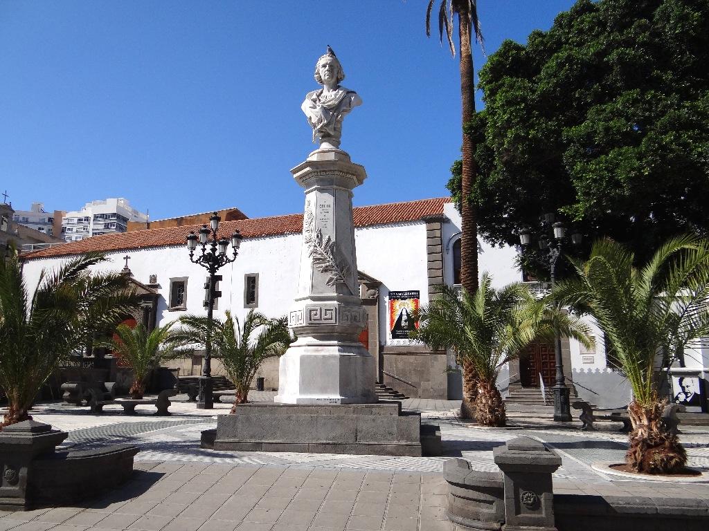 Las Palmas de Gran Canaria monument