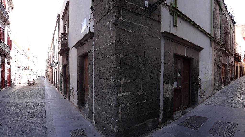Las Palmas de Gran Canaria old street