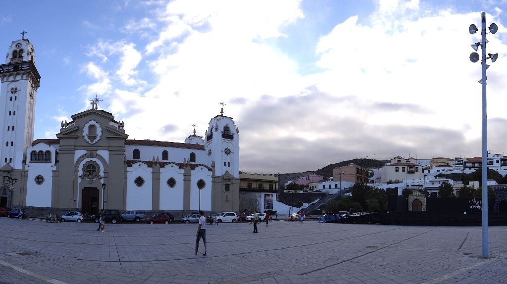 Santa Ana main square