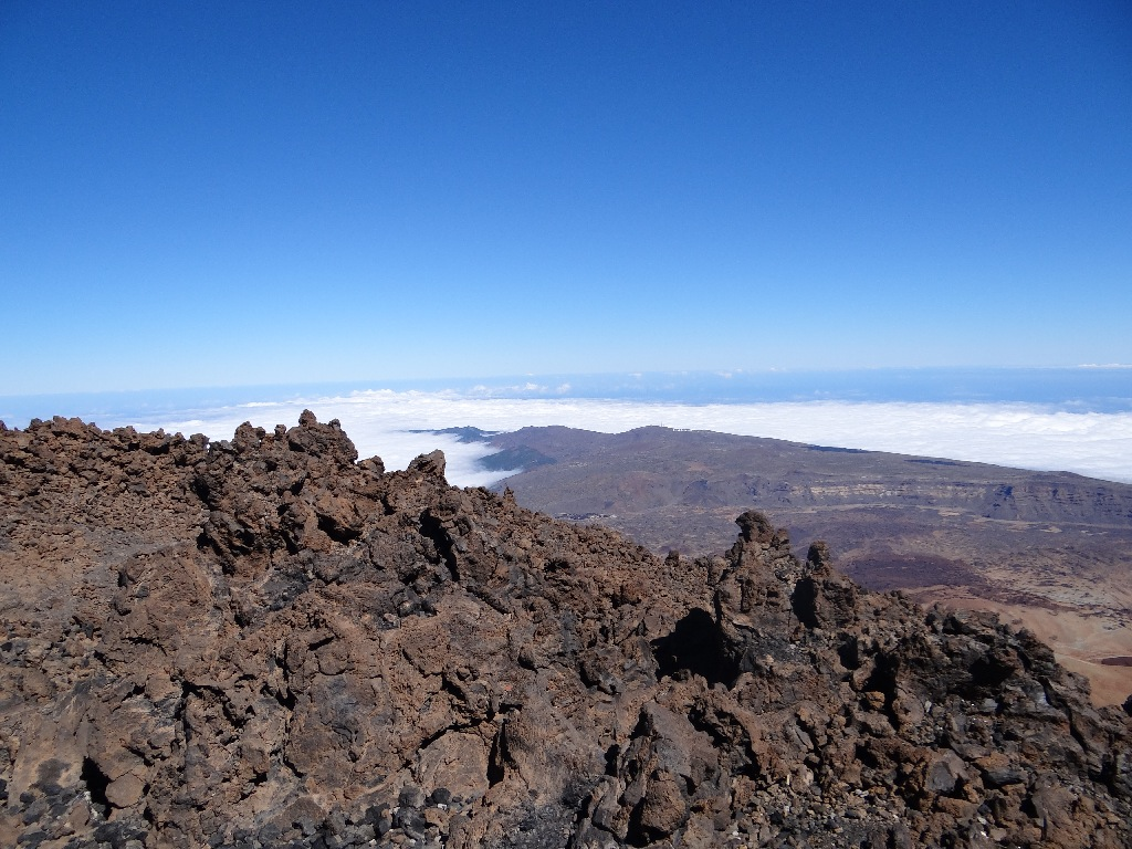 Teide top