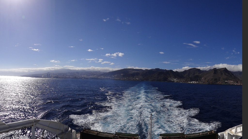 Tenerife - Gran Canaria