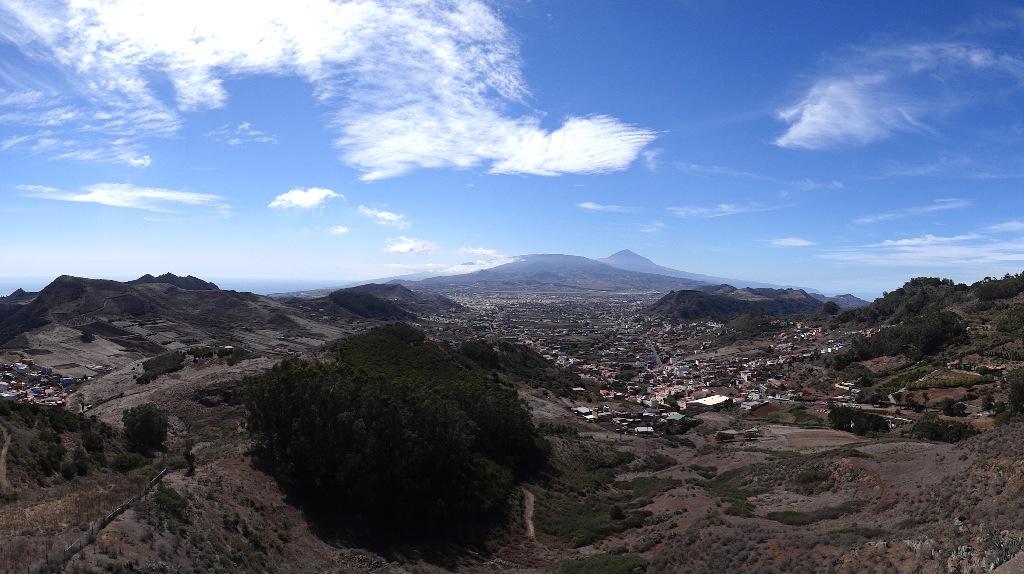 Tenerife panorama