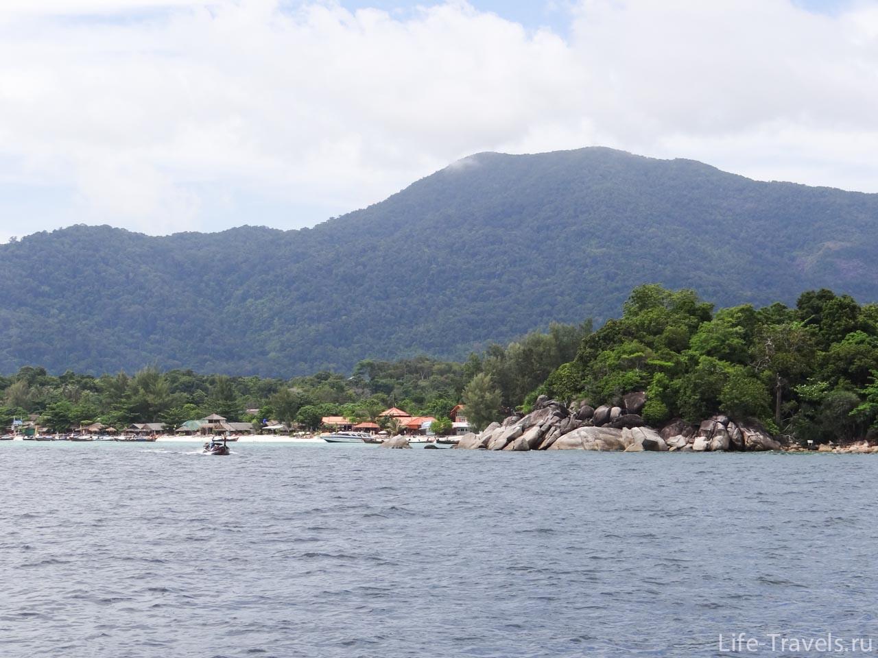 Ko Lipe island view