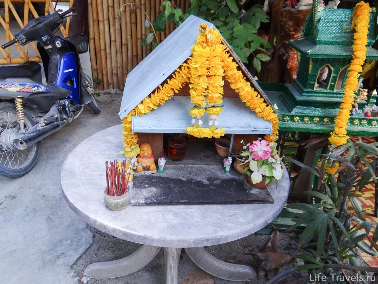 Koh Lipe Micro Buddha Temple