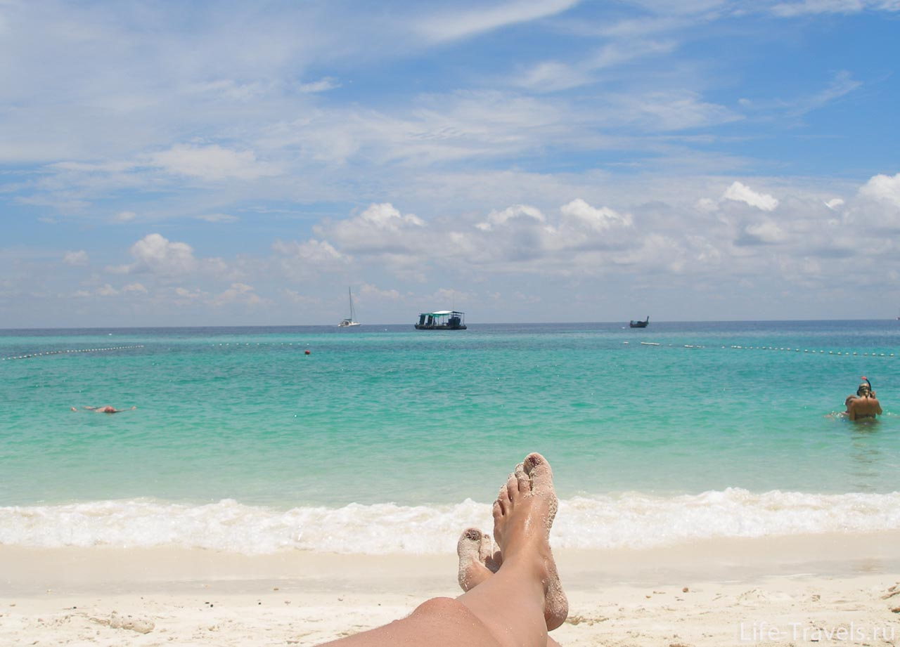 Koh Lipe island relaxation