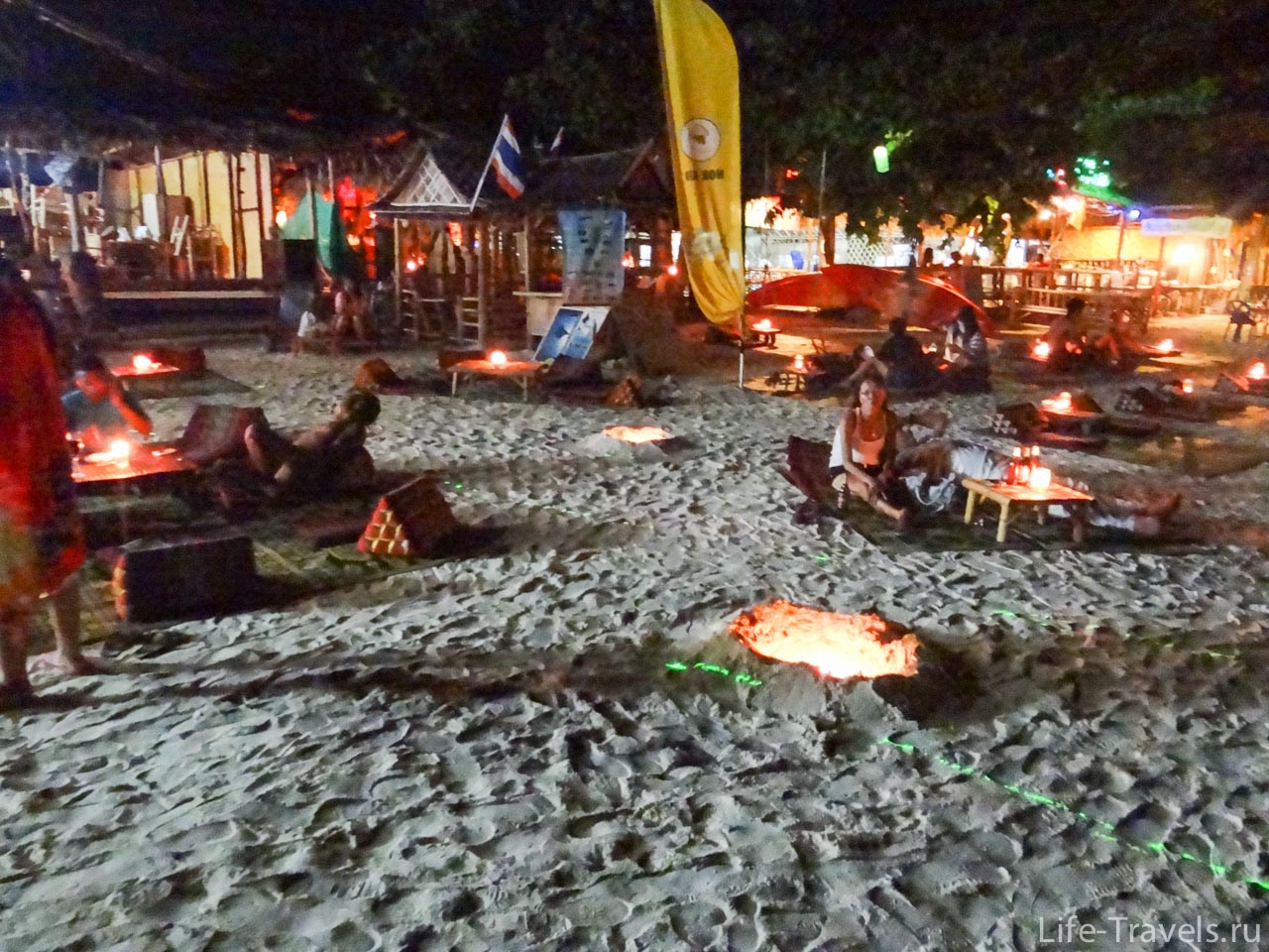 Koh Lipe night life