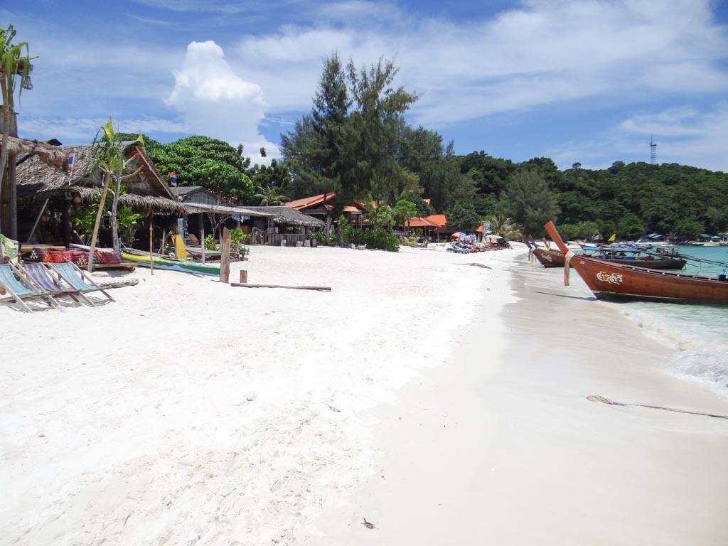Koh Lipe райский остров