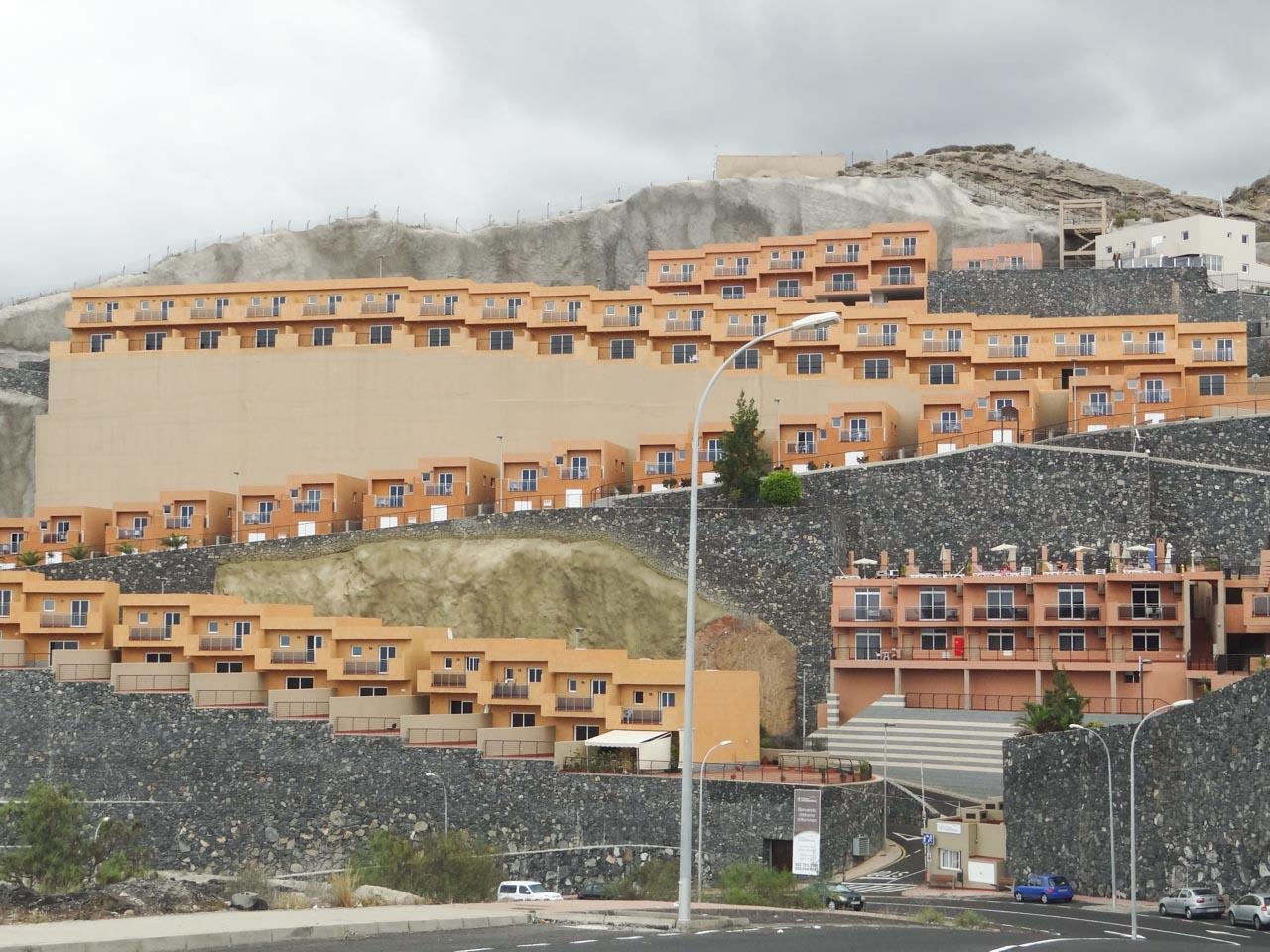 Апартаменты на юге Тенерифе