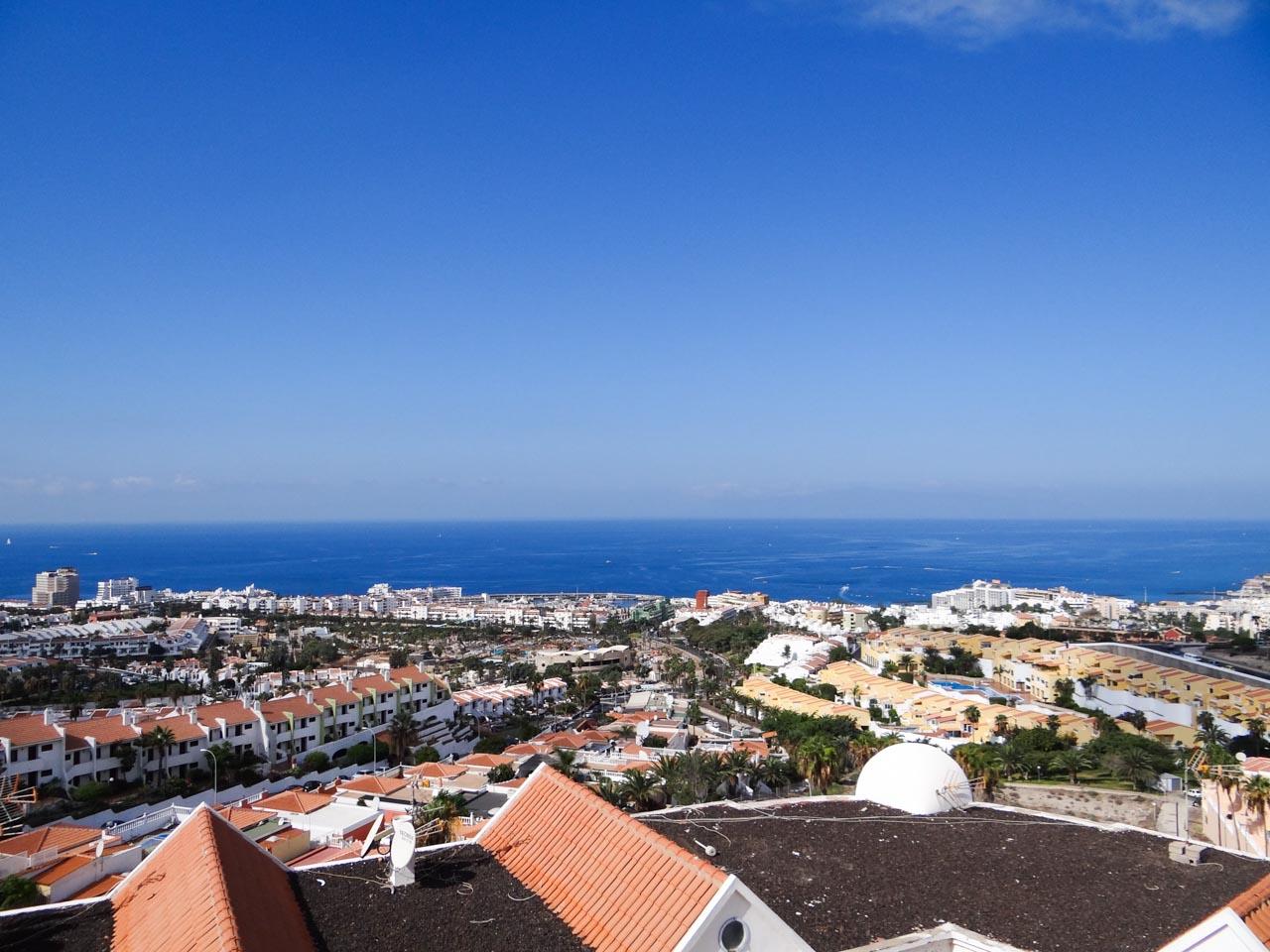 Costa Adeje view ocean
