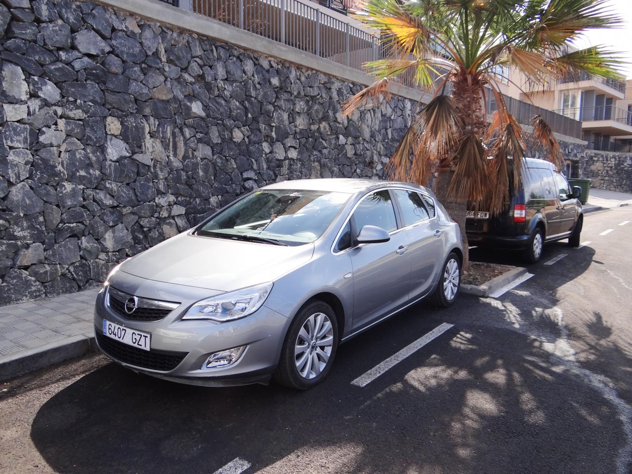 Opel Astra Tenerife